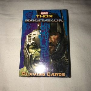 Funko Marvel Thor Playing Cards, NEW